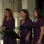 Saignon : Unis autour des Chants de la Méditerranée