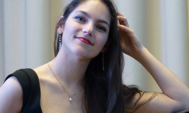 Bagnols-sur-Cèze: Rencontre avec Lise Khatib, pianiste