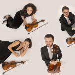 Nyons : Le quatuor Adorno au festival Durosoir