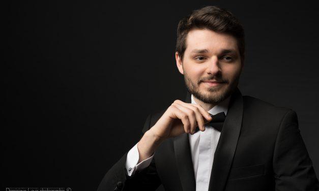 Saint-Léger-du-Ventoux: Rencontre avec Fabien Barcelo, compositeur