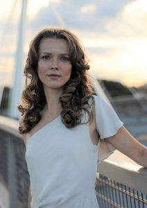 Lidia Azossimova, soprano, photo Jacques Uhrweiller