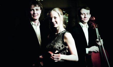 Vaison-la-Romaine : Rencontre avec Paul Stavridis du trio Mosa