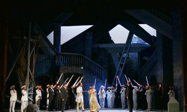 Marseille: La Flûte enchantée à parts égales