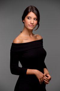 La soprano Mariana Fabiao