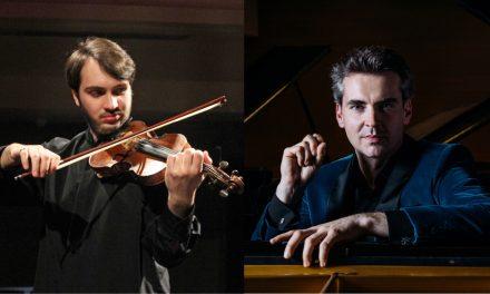 Uchaux : Liszt-en-Provence accueille Francois Pineau-Benois et Goran Filipec