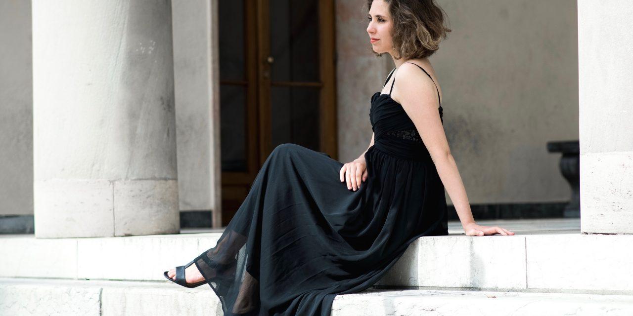 Lausanne: Rencontre avec Anouchka Schwok, mezzo-soprano