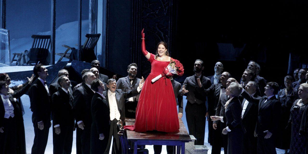 Athènes: La Sonnambula dans l'écrin de l'opéra national