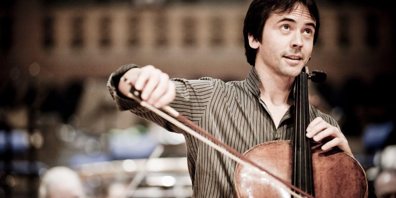 Forcalquier: Rencontre avec Jean-Quilhen Queyras, violoncelliste