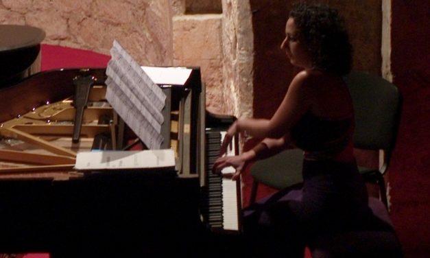 Vénéjan : Les univers pianistiques de Caroline Khatchatourian et Cédric Bambagiotti