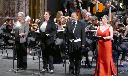 Marseille: Plateau royal pour La Reine de Saba