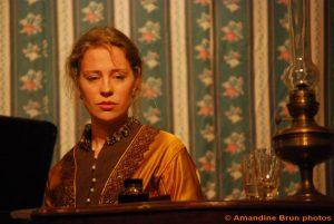 La soprano Orianne Moretti, Photo Crédit Amandine Brun
