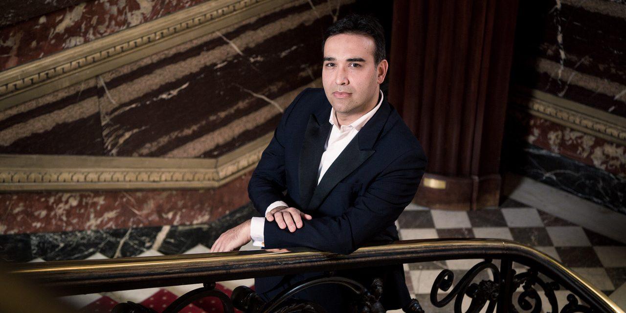 Mazan: Rencontre avec Bruno Procopio, claveciniste