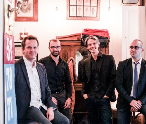 Avignon : L'Ensemble Contraste en concert