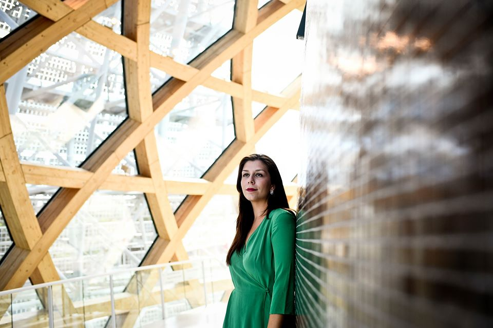 Chorégies d'Orange : Rencontre avec Amandine Ammirati, soprano