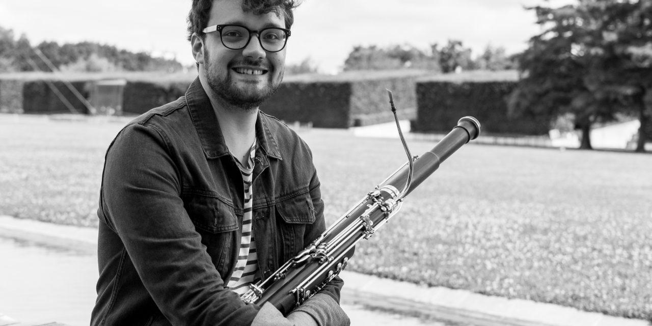 Strasbourg/ Chorégies d'Orange: Rencontre avec Rafael Angster, bassoniste