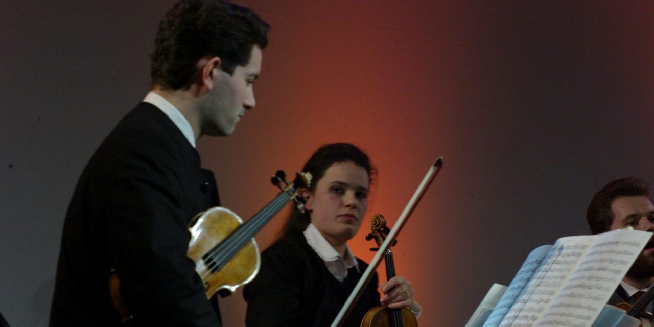 Avignon : La quatuor Girard révèle La jeune fille et la mort de Schubert