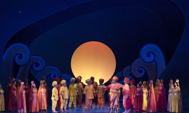 Les fêtes de fin d'année à l'Opéra
