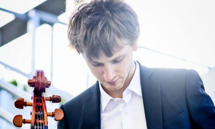 Chorégies d'Orange : Rencontre avec Jérémy Garbarg, violoncelliste