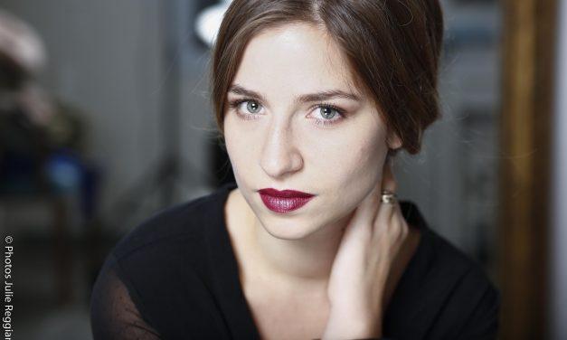 Avignon: Rencontre avec Suzanne Jerosme, soprano