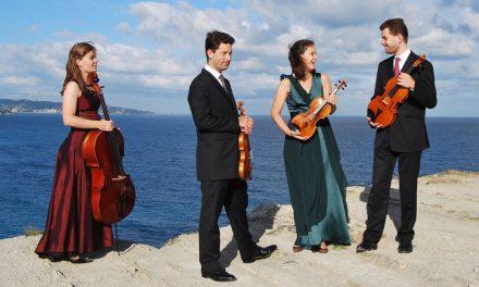 L'automne en concert du quatuor Girard