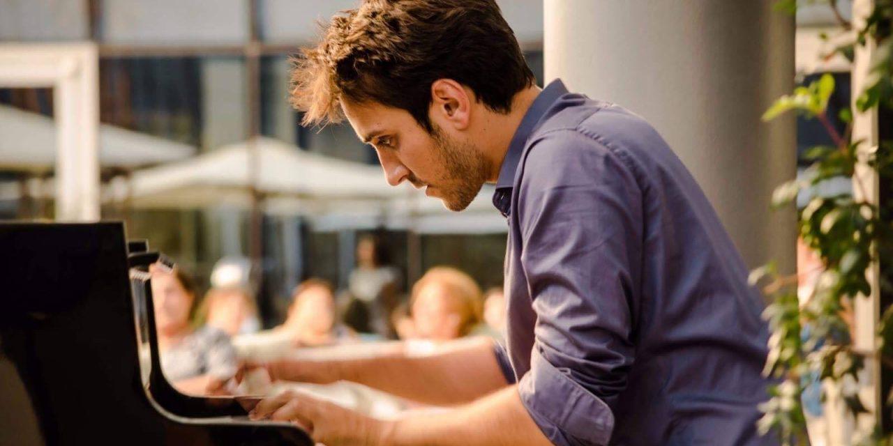 Chorégies d'Orange: Rencontre avec Vincent Mussat, pianiste