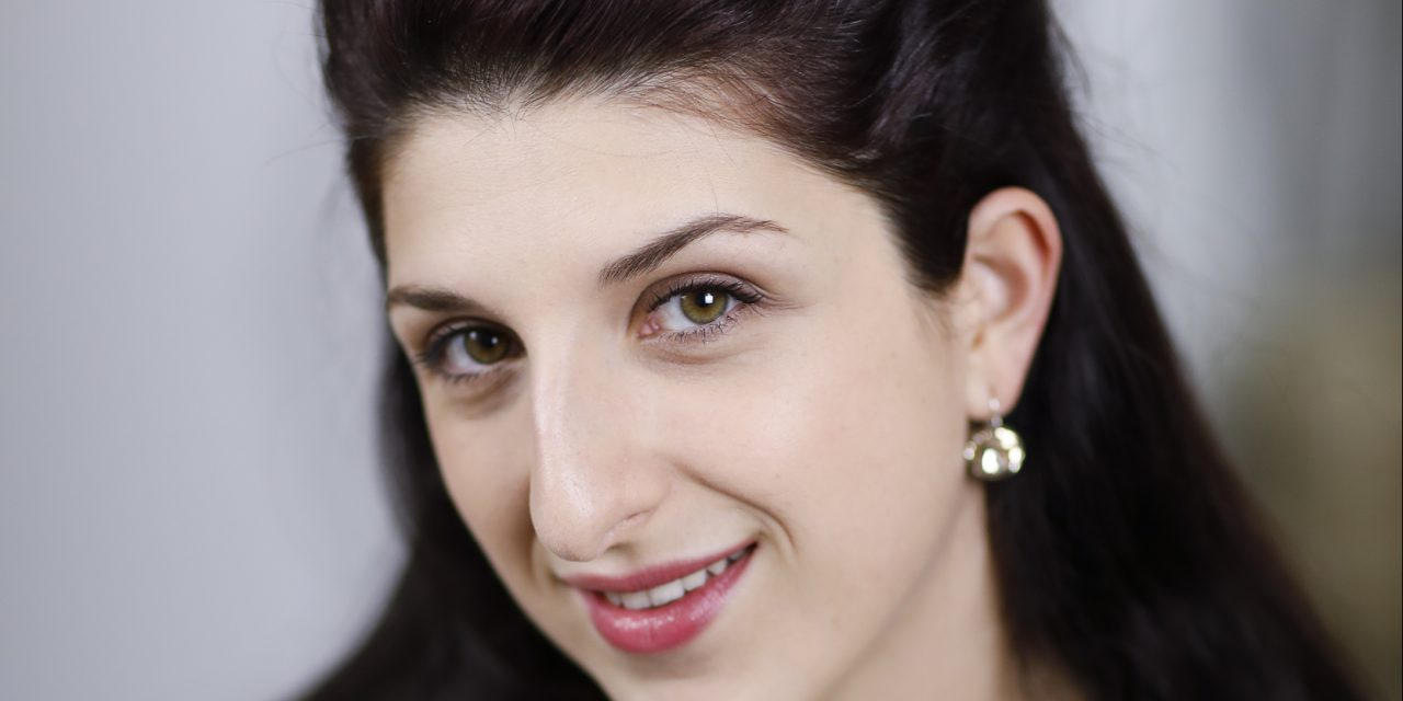 Chorégies d'Orange : Rencontre avec Lise Naugier, mezzo-soprano