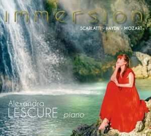 Alexandra Lescure pianiste