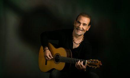 Avignon: Rencontre avec Juan Carmona, guitariste
