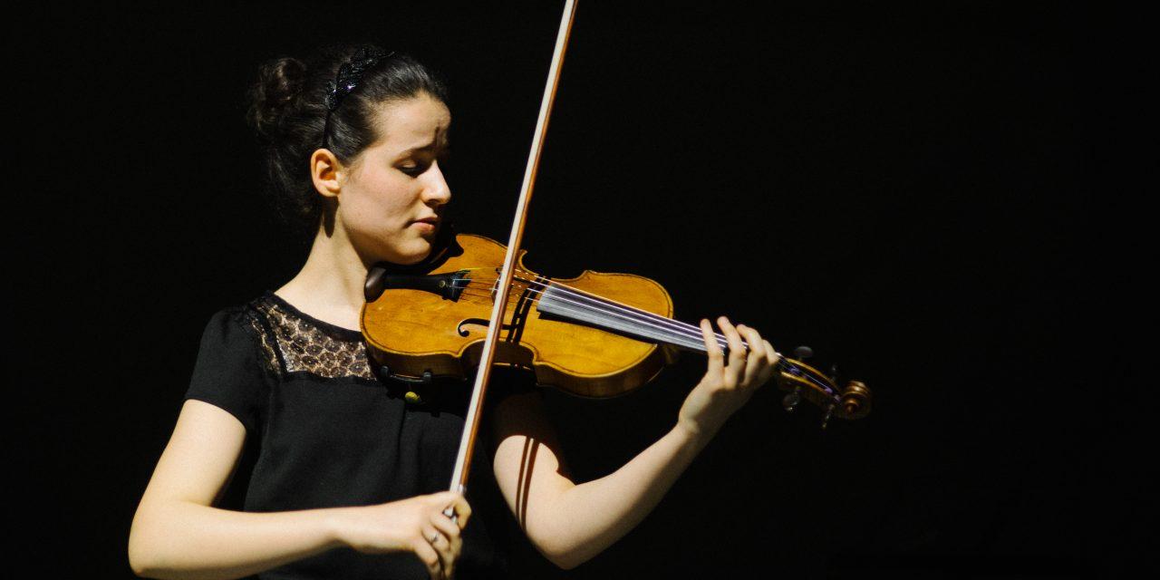 Chorégies d'Orange : Rencontre avec Marie-Astrid Hulot, violoniste