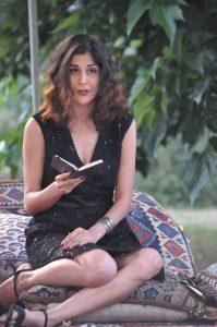 La soprano Anousha Nazari. Photo Sina ABEDI