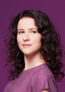 La violoniste Marie-Astrid Hulot