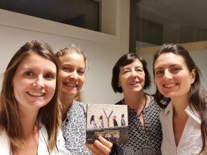 L'ensemble Bradamente a sorti son premier CD intitulé Concerts a quattro