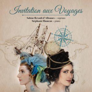 Invitation aux Voyage Stéphanie Humeau