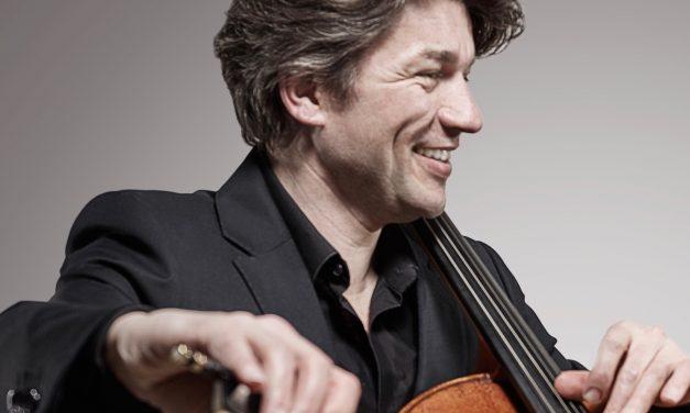 Buis-les-Baronnies: Rencontre avec Sébastien Singer, violoncelliste