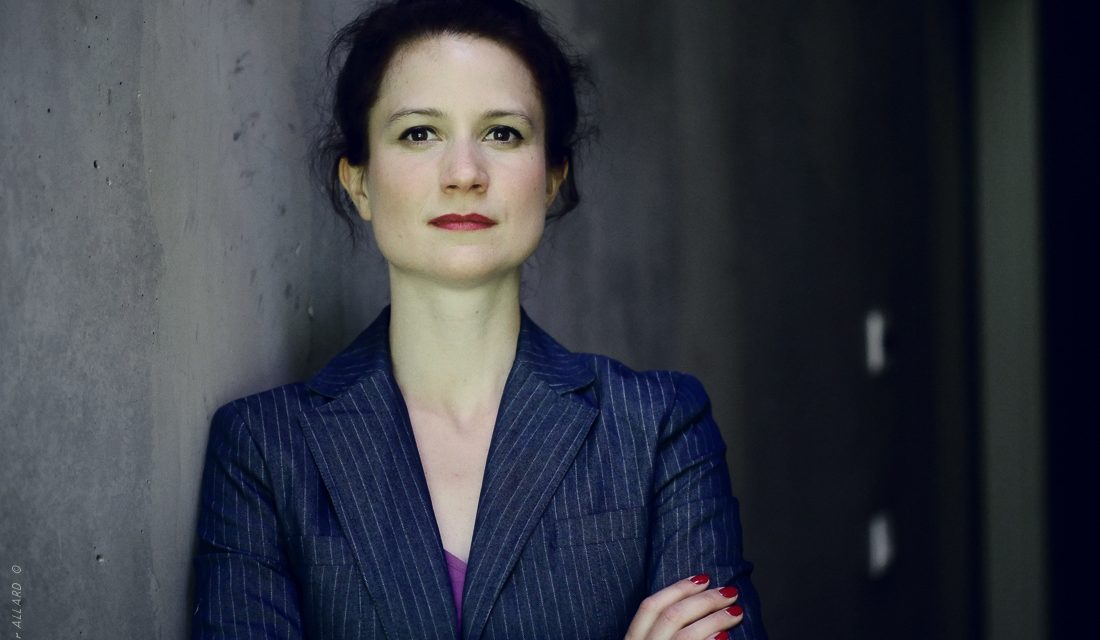 Nancy : Rencontre avec Caroline Raybaudi, soprano et comédienne