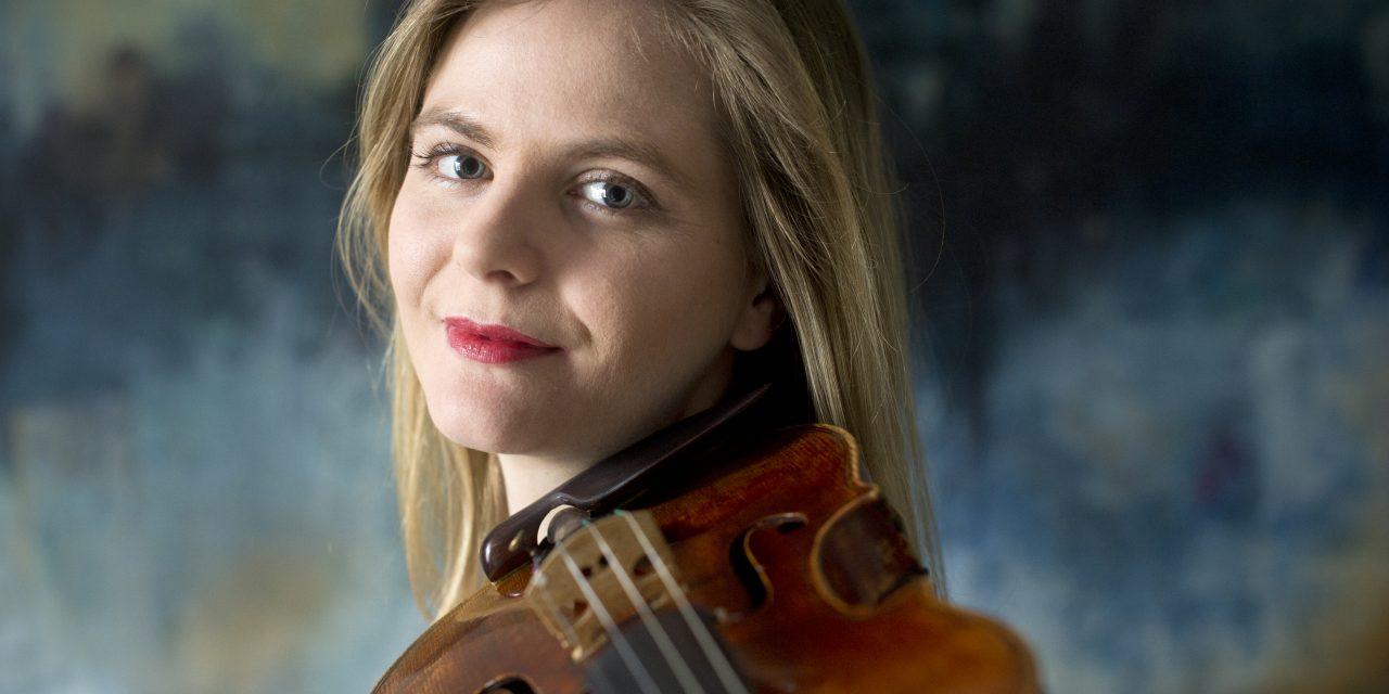 Bruxelles: Rencontre avec Solenne Padaïssi, violoniste