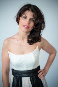Roselyne Martel Bonnal, soprano. Crédit photo Fabrice Le Guernec.