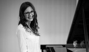 La pianiste Myriam Barbaux-Cohen