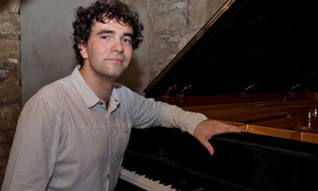 Châteauneuf-de-Gadagne: Rencontre avec Ingmar Lazar, pianiste