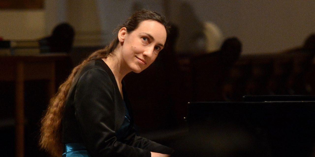 Londres/ Aix-en-Provence: Rencontre avec Emilie Capulet, pianiste
