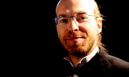 Paris: Rencontre avec Bertrand Ferrier, organiste