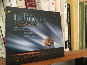 Vincent Figuri a réalisé La nuit de mai, un double CD consacré à Alfred Bruneau.