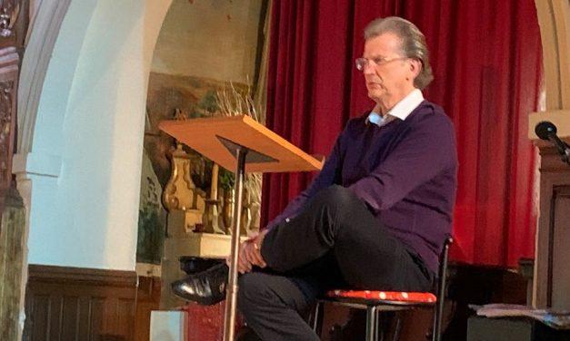 Sylvanès: Rencontre avec Michel Wolkowitski, directeur de l'Abbaye