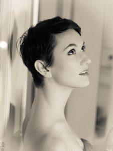 La soprano américaine Amelia Feuer