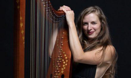 Tours : Rencontre avec Marie-Domitille Murez, harpiste