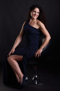 La soprano Anaïs Mahikian est native de Valence