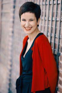 La pianiste Fanny azzuro Photos crédit Balázs Böröcz