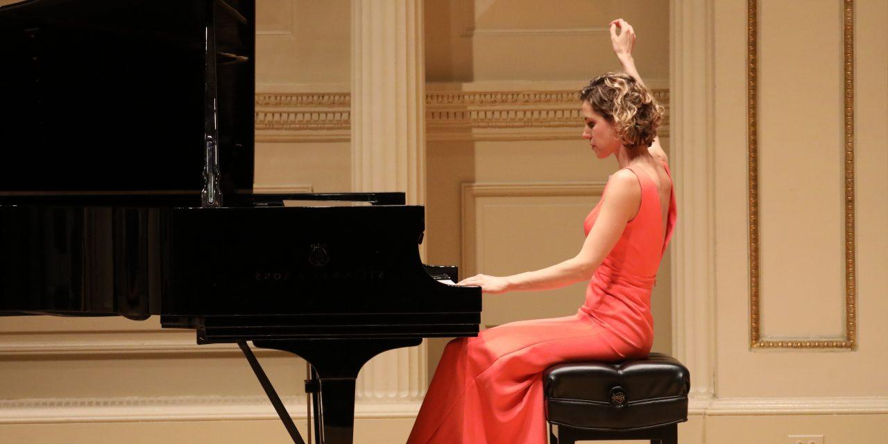 Génération France Musique: La pianiste Emmanuelle Stéphan invitée le 12 septembre