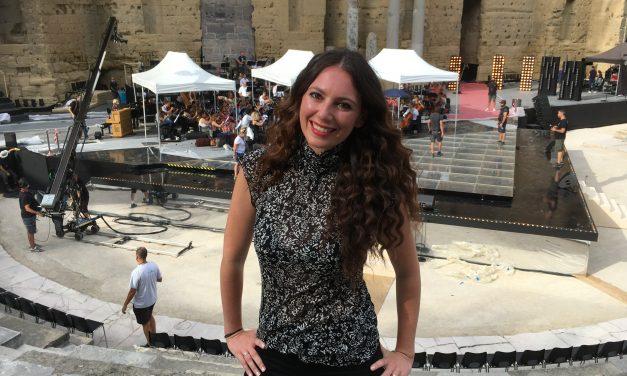 Chorégies d'Orange: Rencontre avec Ornella Corvi, mezzo