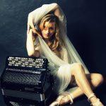 Le Vésinet : Rencontre avec Basha Slavinska, accordéoniste